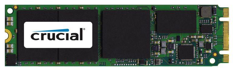 Crucial M.2 SSD Drive