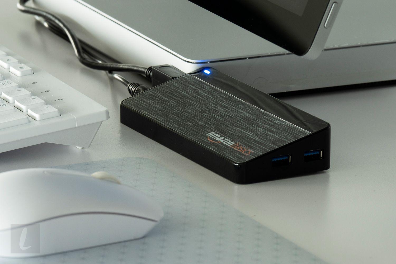 AmazonBasics 7 Port USB 3.0 Hub