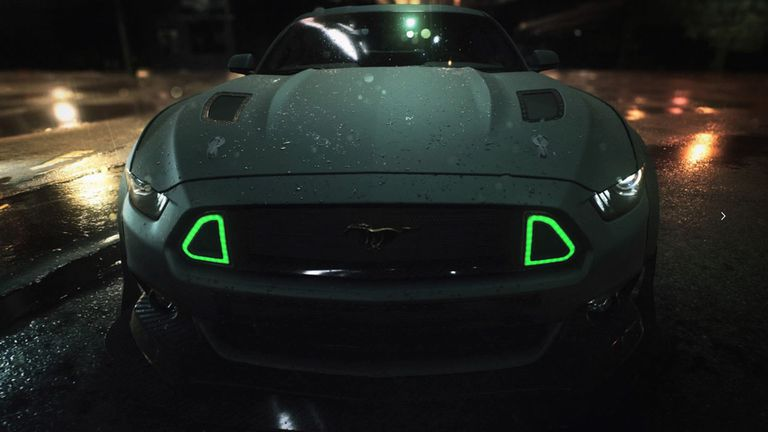 Need for Speed 2015 on PS4