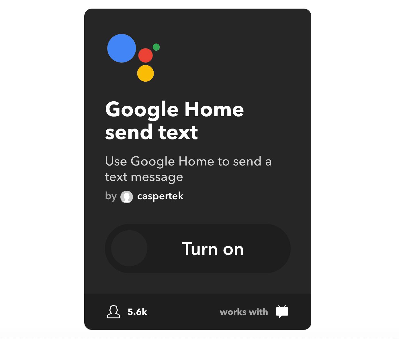 14 Best Google Home IFTTT Applets