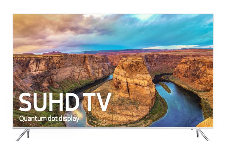 Samsung KS8000 Series SUHD TV with Quantum Dots and HDR