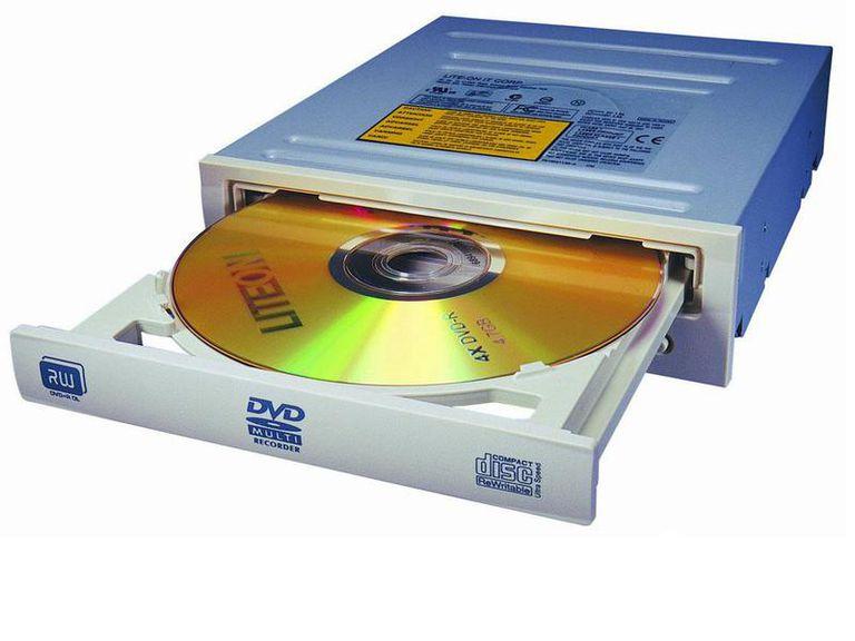 Lite-On LH20A1P186 20x DVD Burner