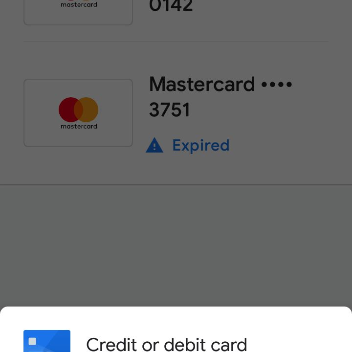 Connect PayPal with Google Pay
