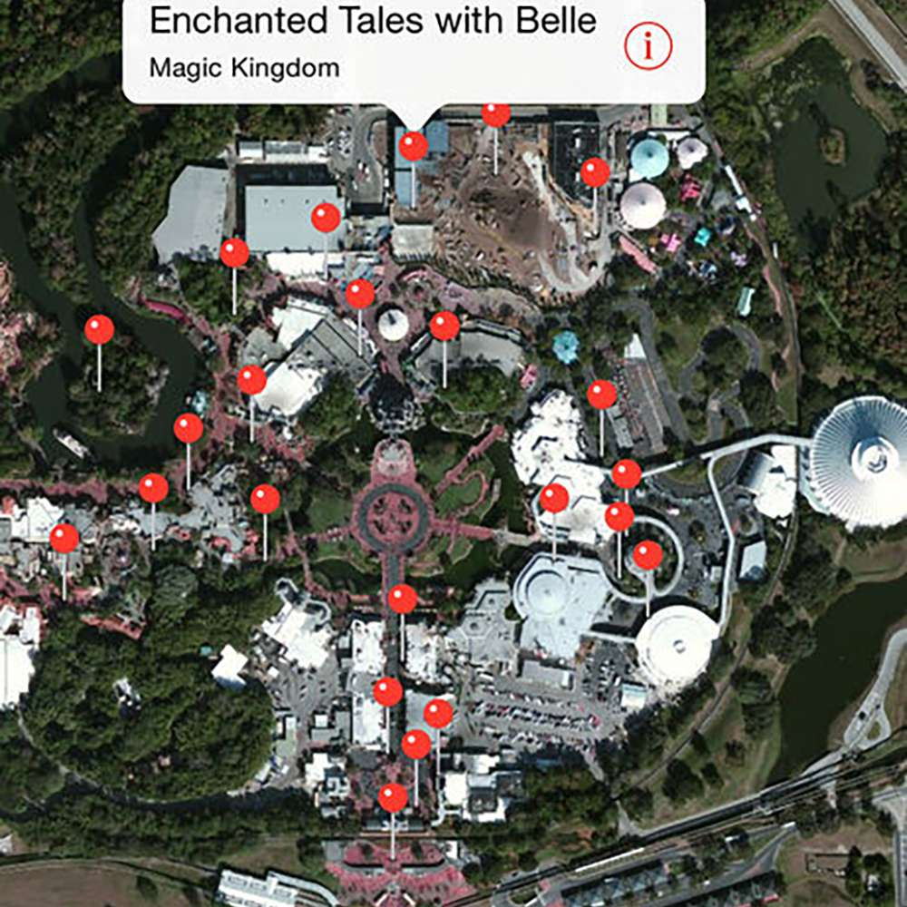 Explore Walt Disney World with These 7 iPhone Apps