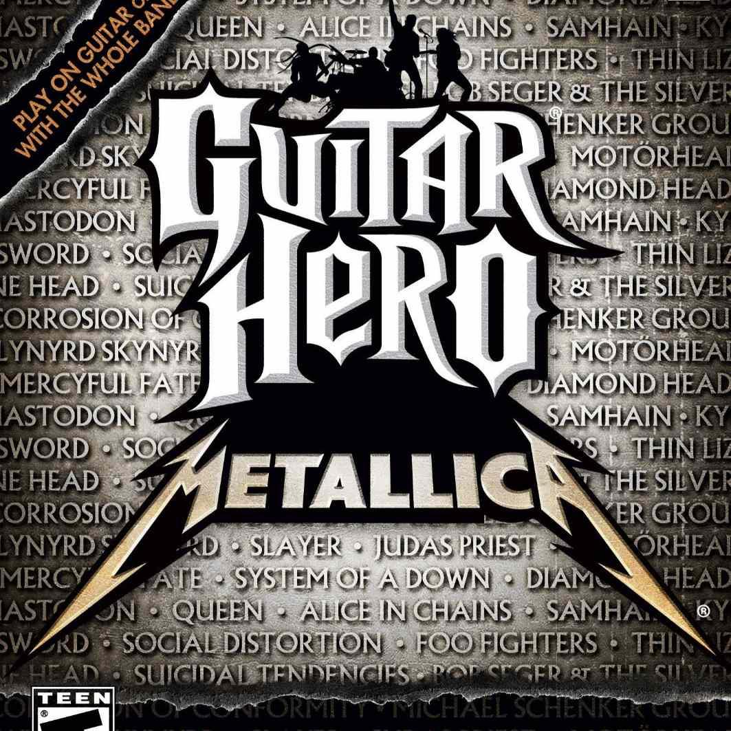 GH Metallica box.