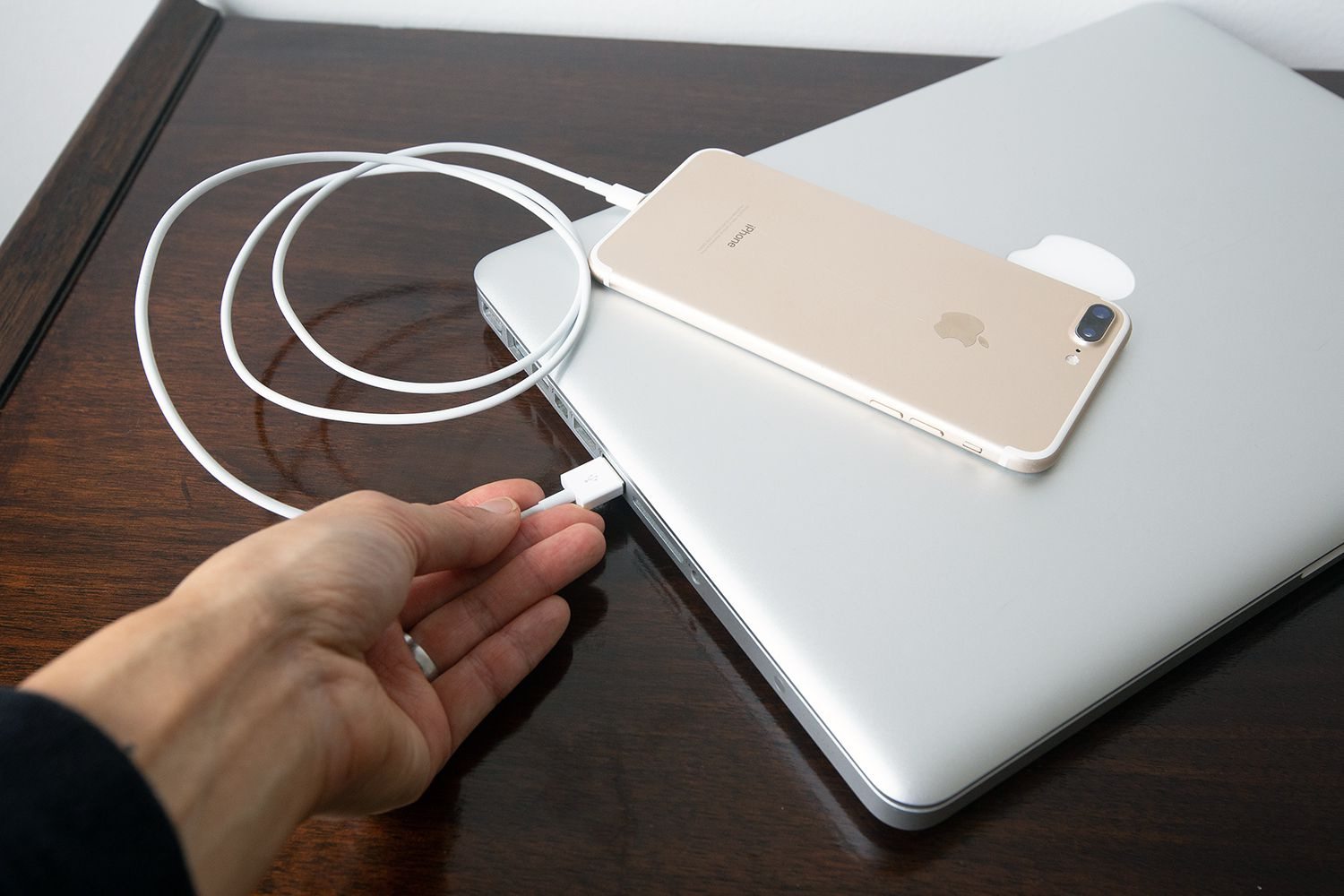 Apple Lightning to USB Cable (3-Foot)