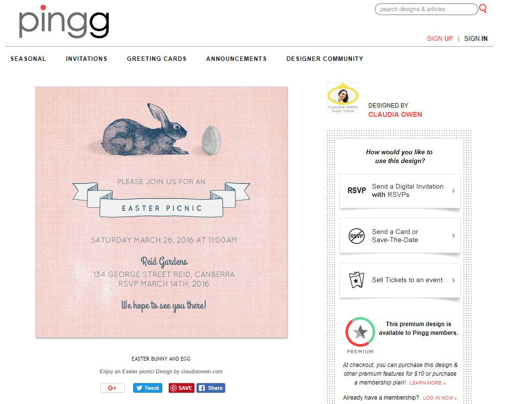 10 Places To Find Free Online Easter Ecards And Invites