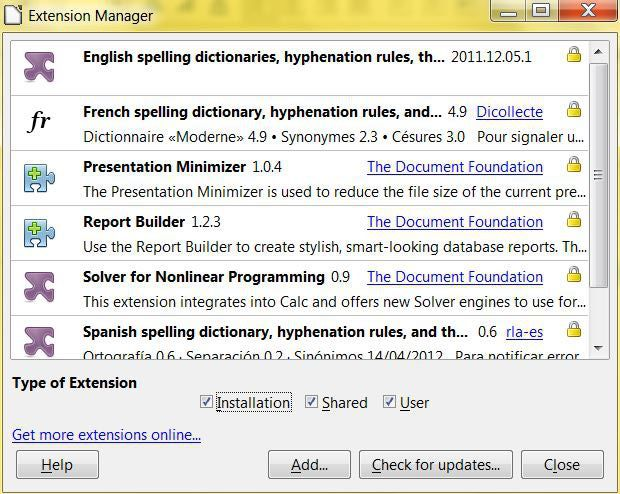 How to Use LibreOffice Extensions to Get More Done