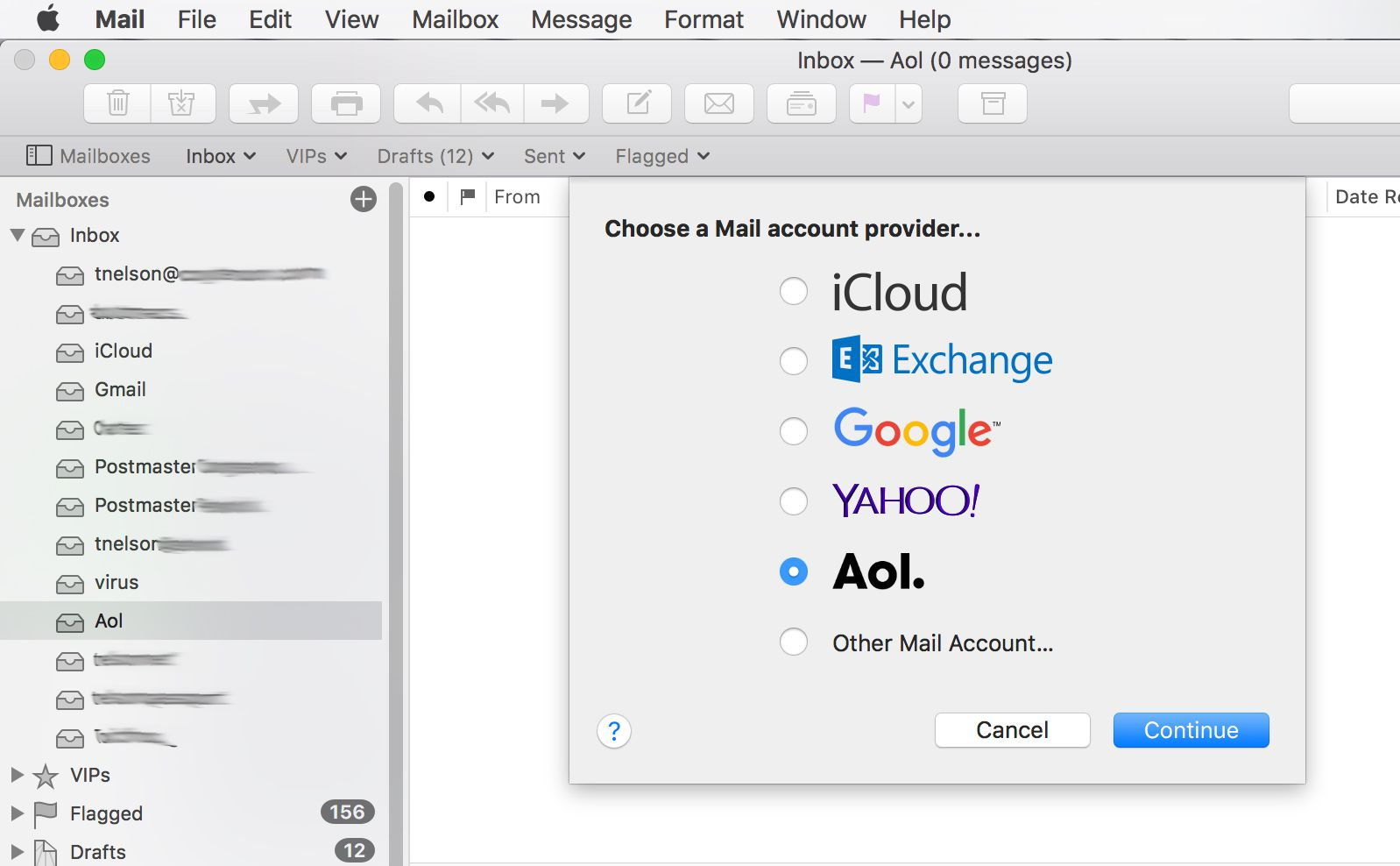 how to set up apple mail with gmail account