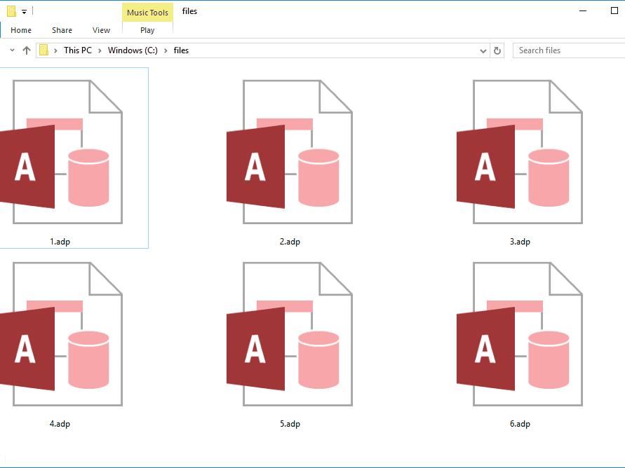 Open, Edit, & Convert ADP Files
