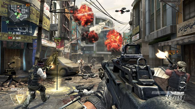 Call of Duty: Black Ops II gameplay