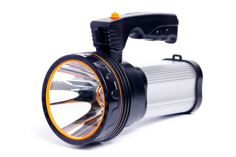 ROMER LED Rechargeable Handheld Searchlight