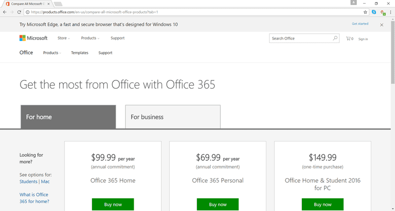 How To Sign Up And Install Office 365 Using Windows
