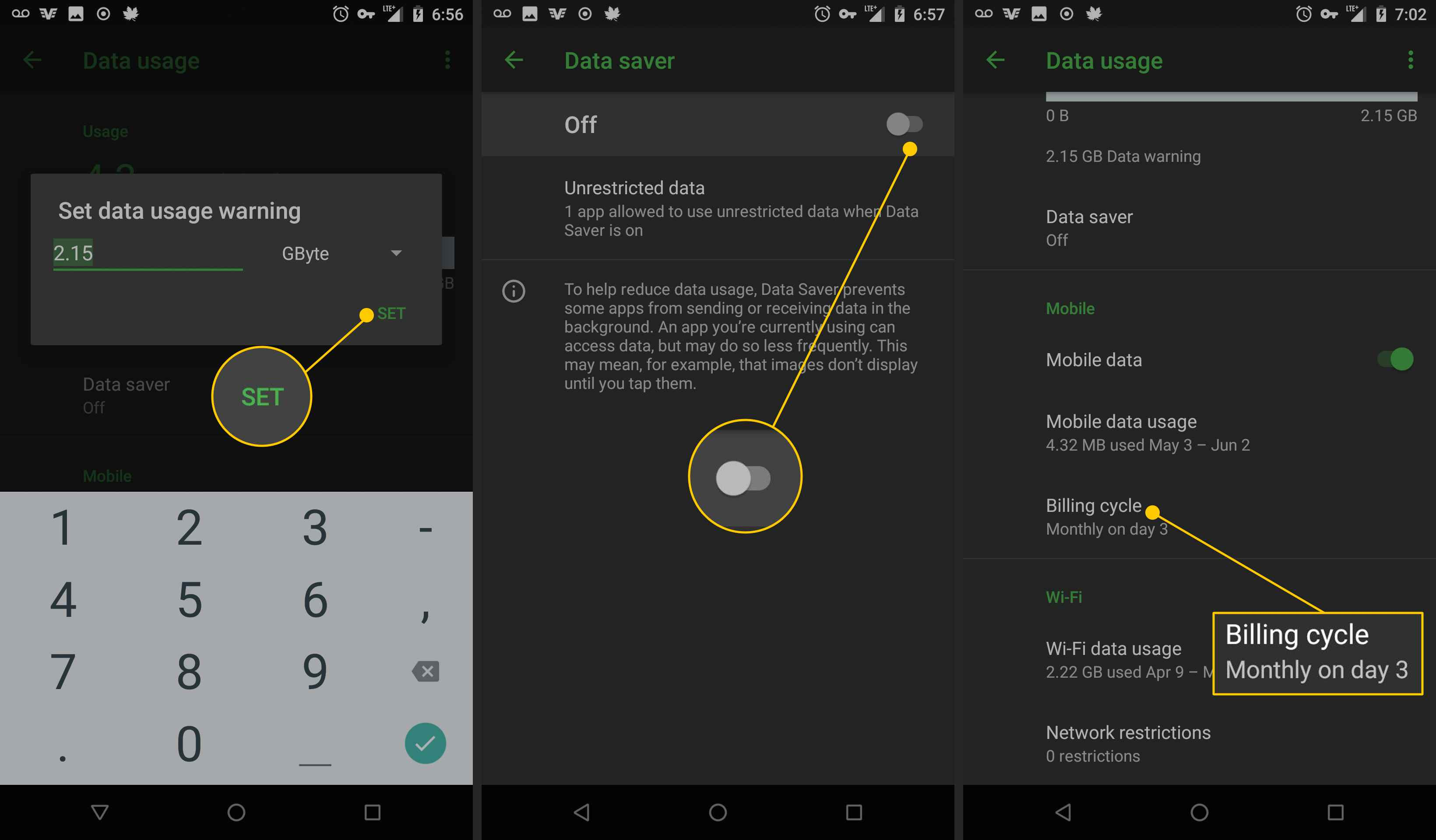 How to Track Data Usage on Your Android Device