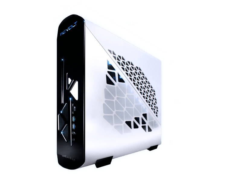 iBUYPOWER Revolt Slim Gaming Desktop PC
