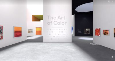 Pocket Gallery The Art of Color