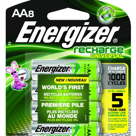 The 8 Best AA And AAA Rechargeable Batteries To Buy In 2018