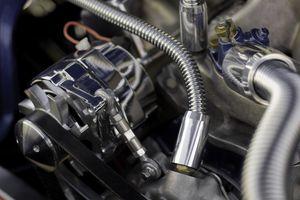 high amp alternator