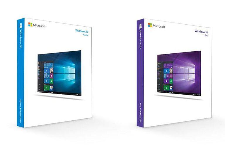 Windows 10: Home vs. Pro Versions