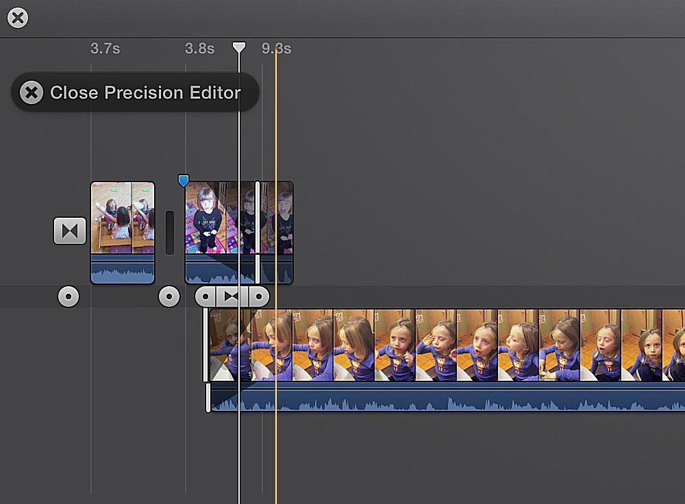 iMovie 10 Video Effects