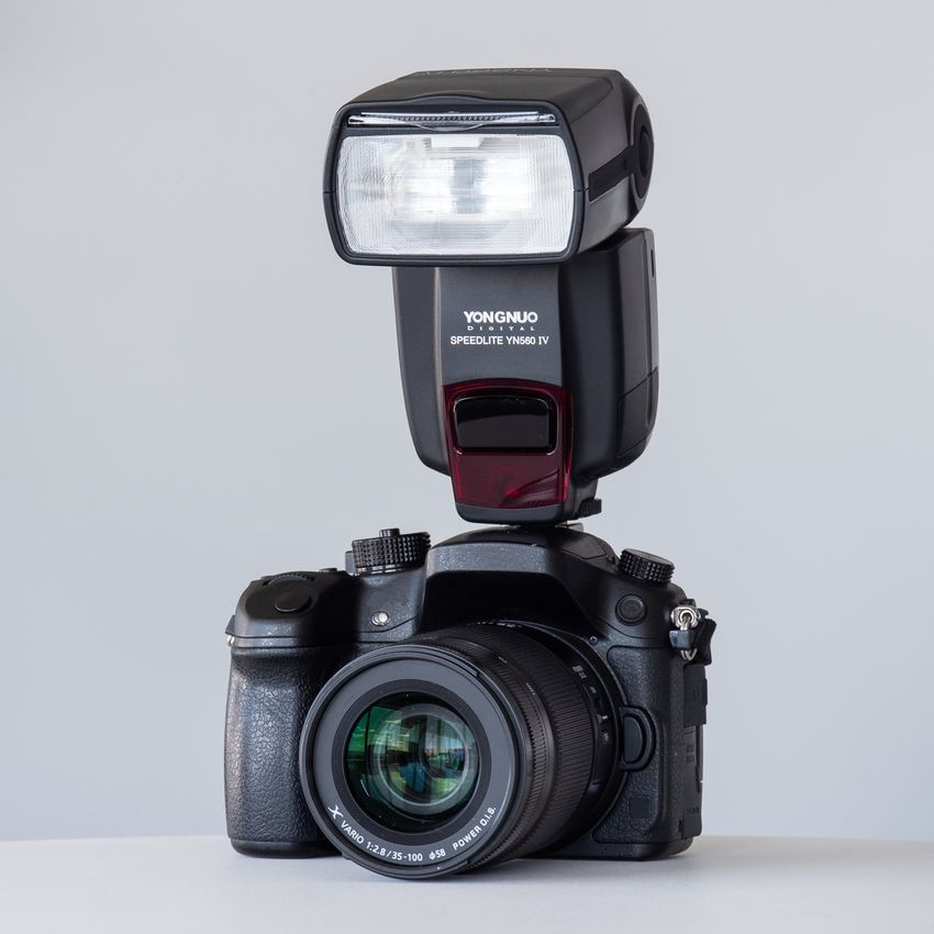 Yongnuo YN560 IV Wireless Flash Speedlite Master