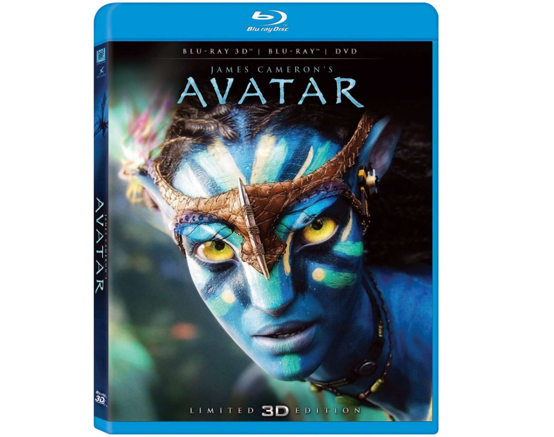 The Best 3D Blu-ray Disc Movies