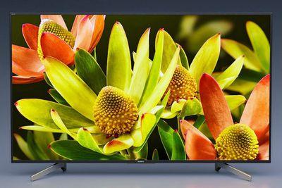 Sony X830F Series 4K Ultra HD TV