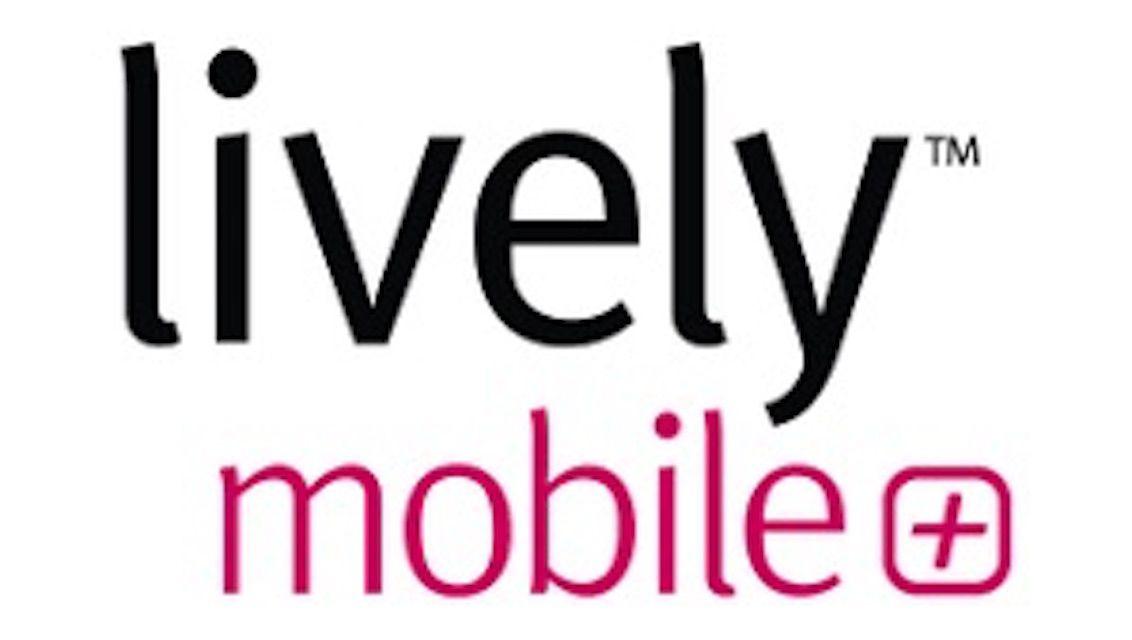 Lively Mobile Logo