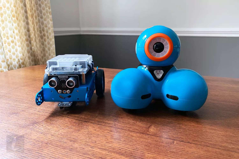 Dash Coding Robot