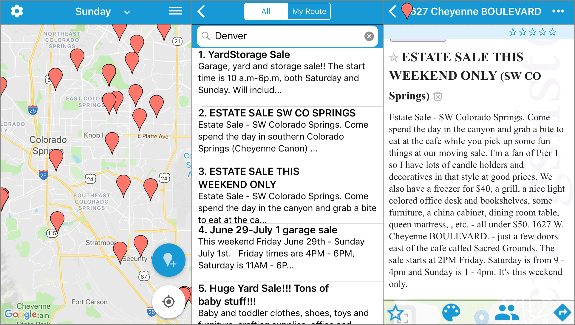 6 Online Ways to Find Nearby Garage Sales