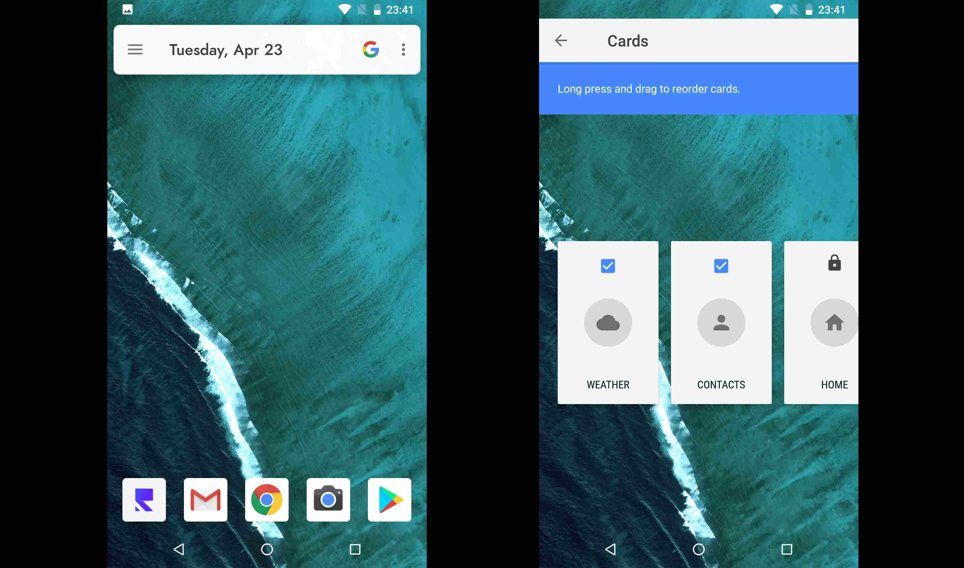 The ASAP Launcher for Android