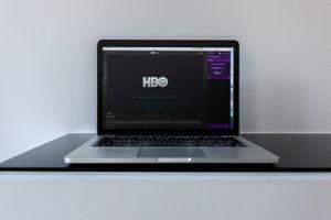 HBO on MacBook Pro via Scener