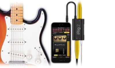 iRig 2 guitar amplifer