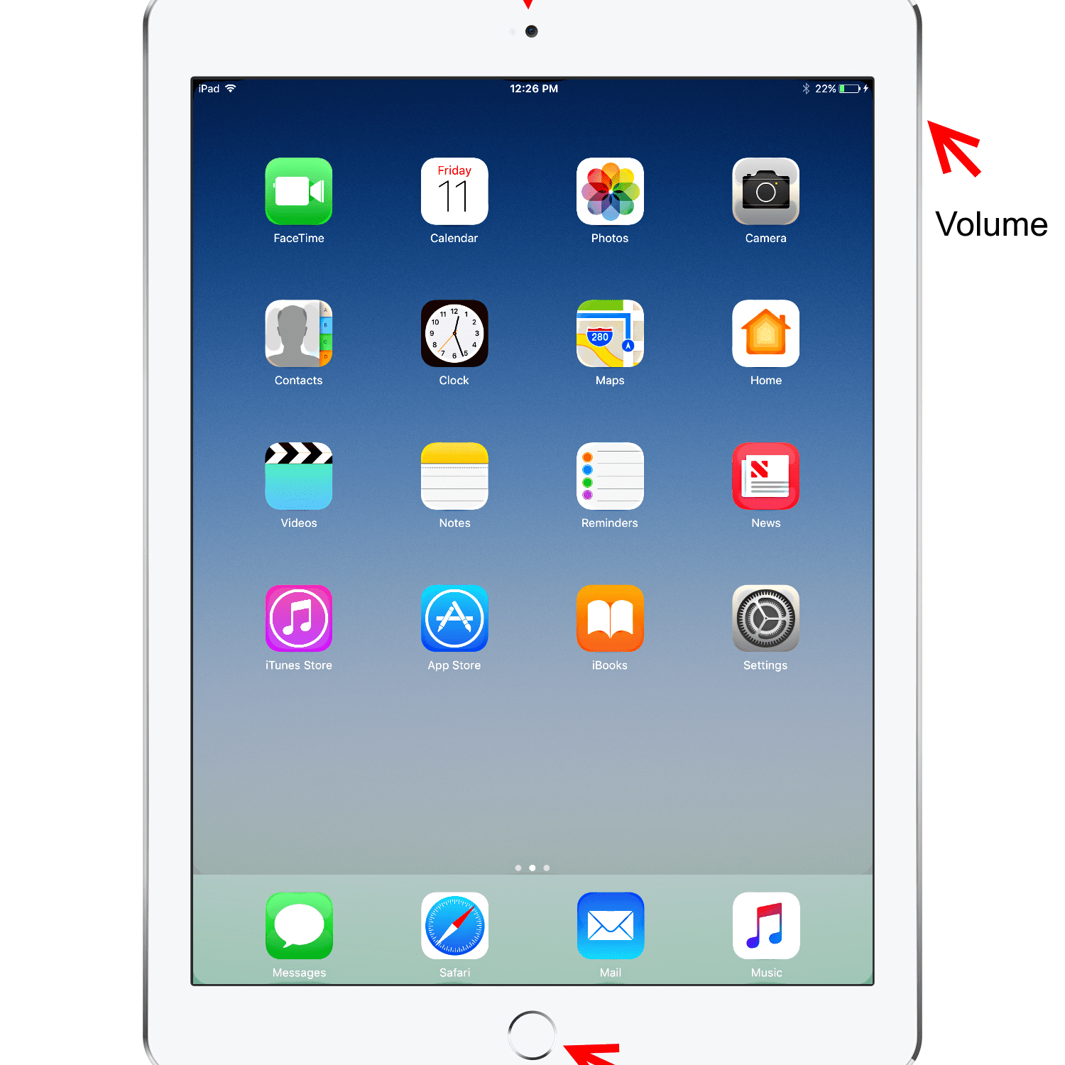 Unit 1 Functions Of An Ipad Manual Guide