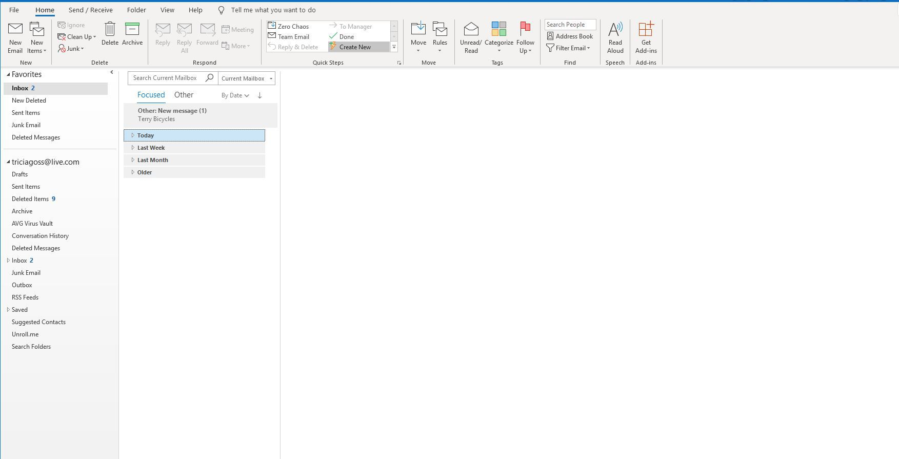 How to Move Emails to Folders with One Click in Outlook