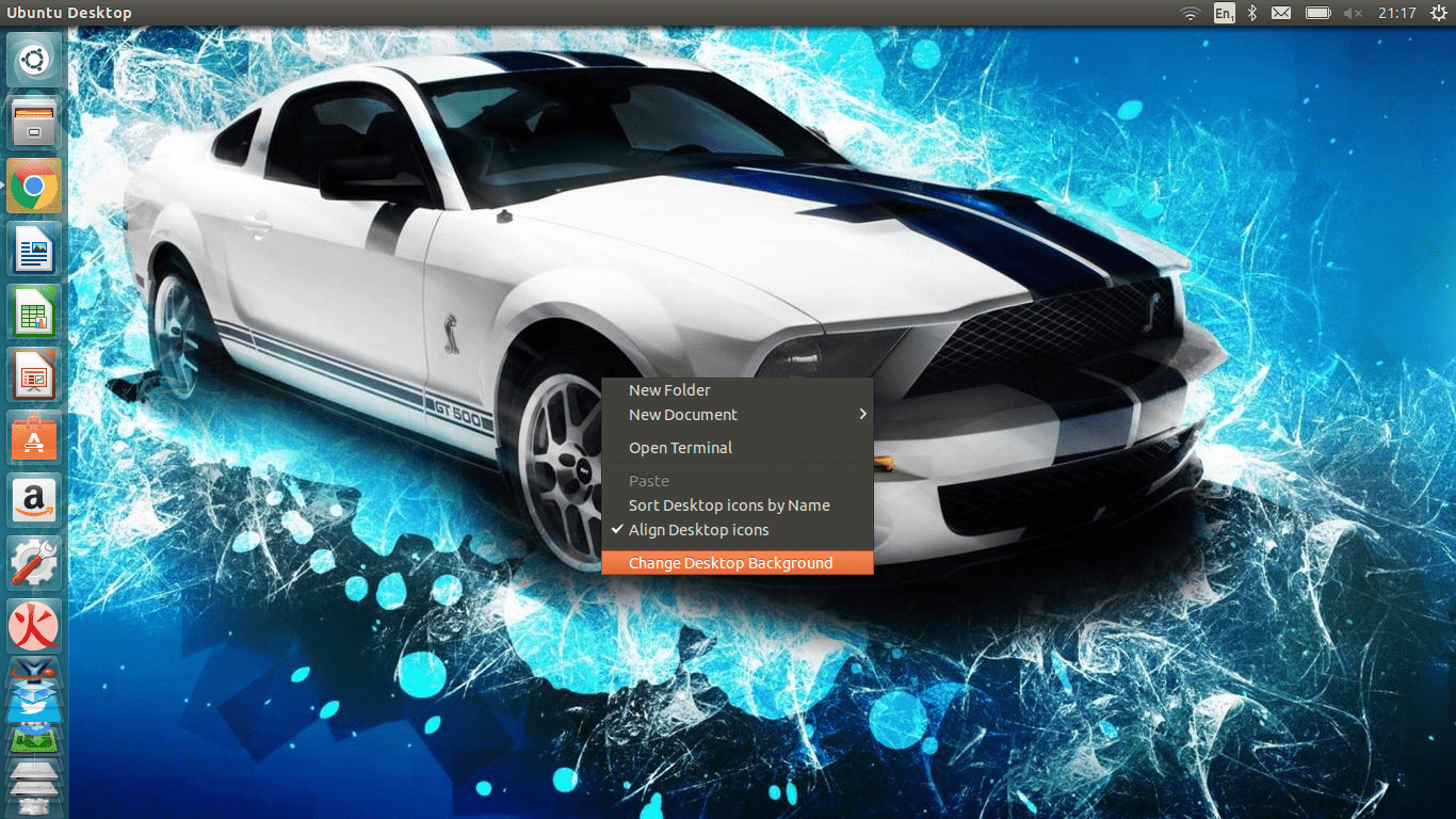 Customize the Ubuntu Desktop Wallpaper in 5 Steps