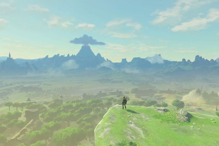 Zelda screenshot