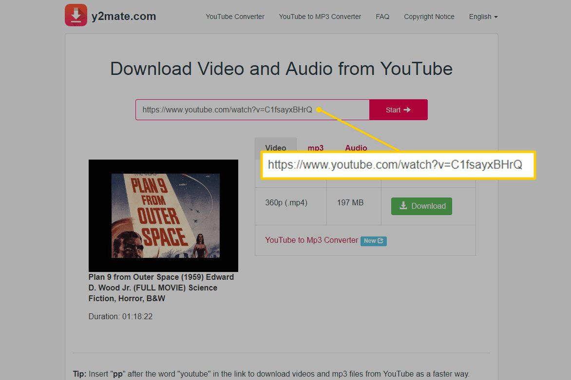 download hd youtube videos with audio