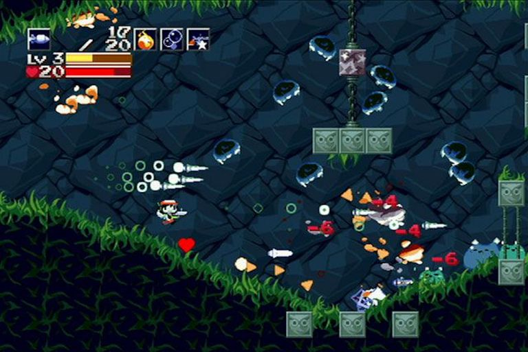 Cave Story Free PC Game screenshot