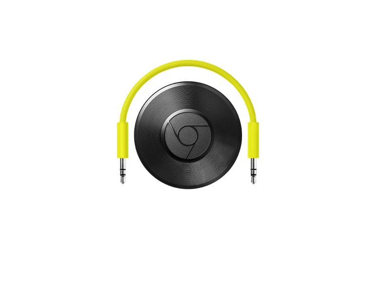 google chromecast audio spotify quality