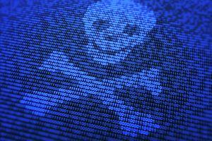 Malware, conceptual artwork