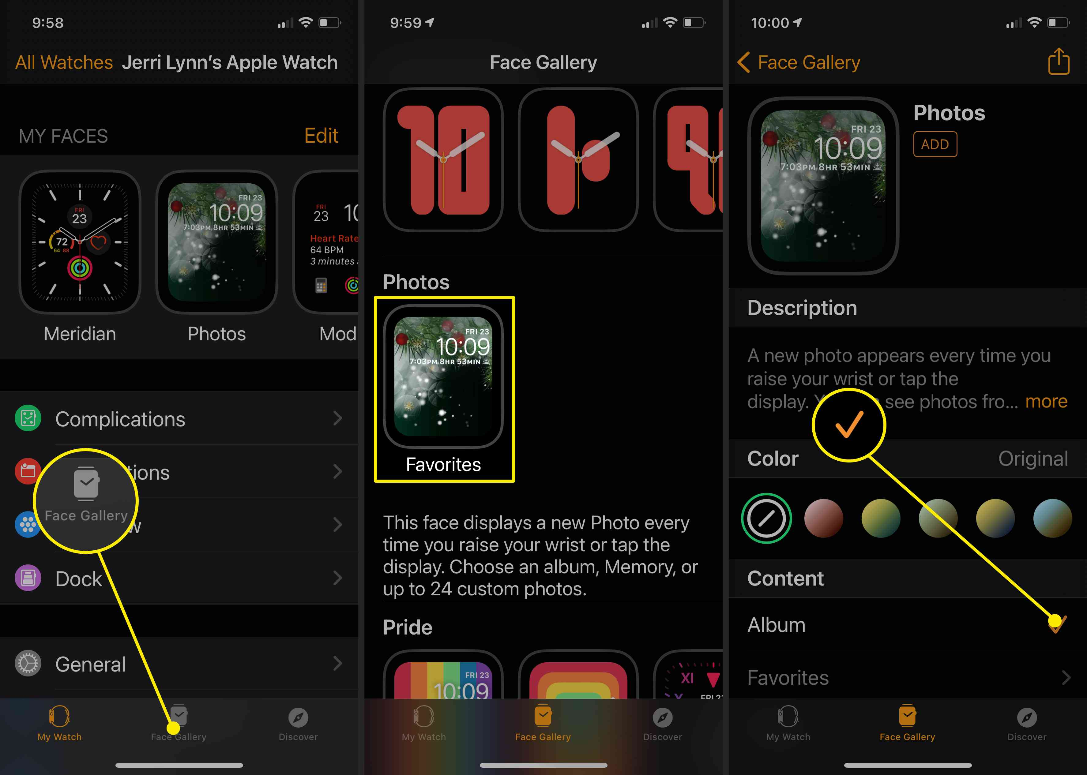 How To Change The Background On Your Apple Watch