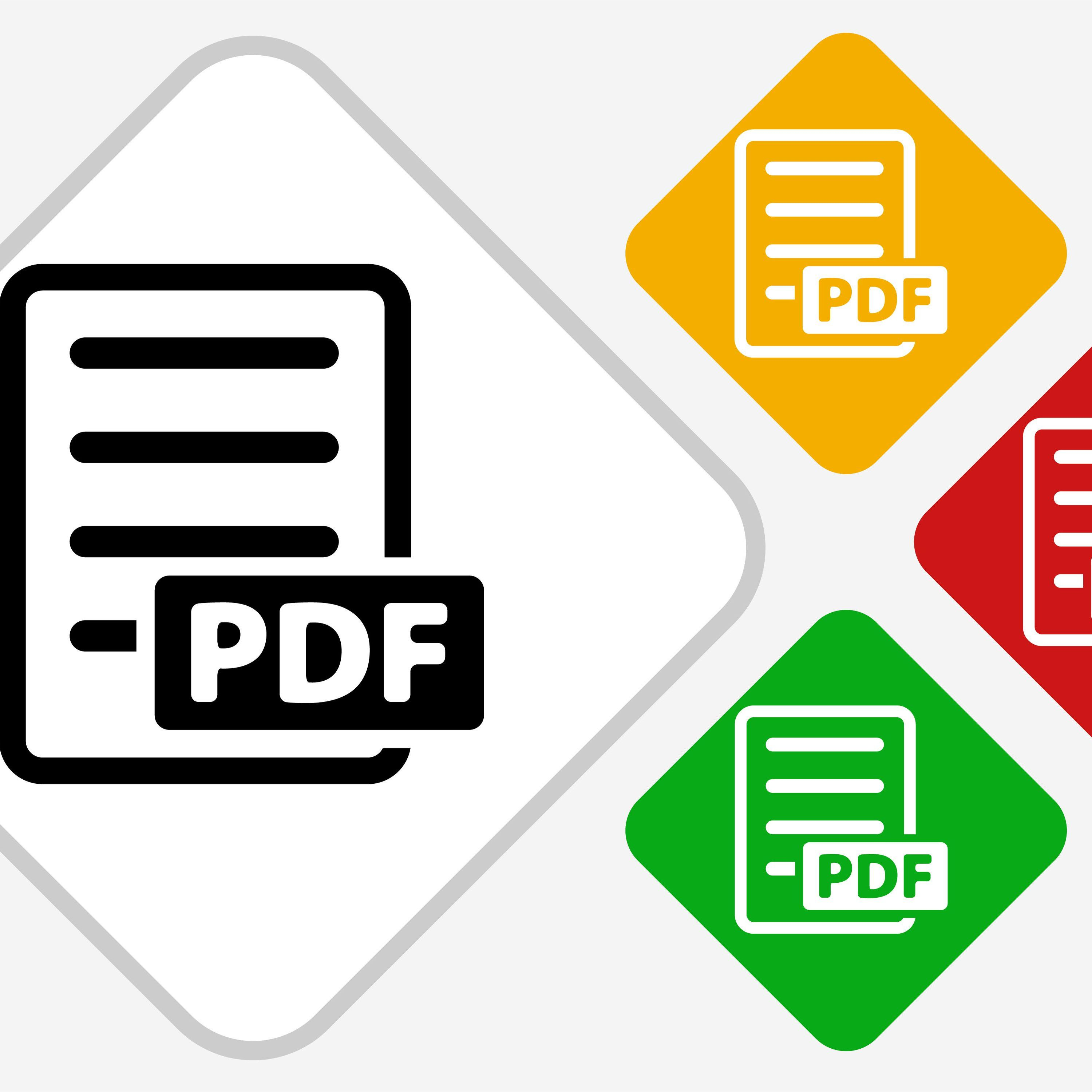 Converting Paper Documents to PDF