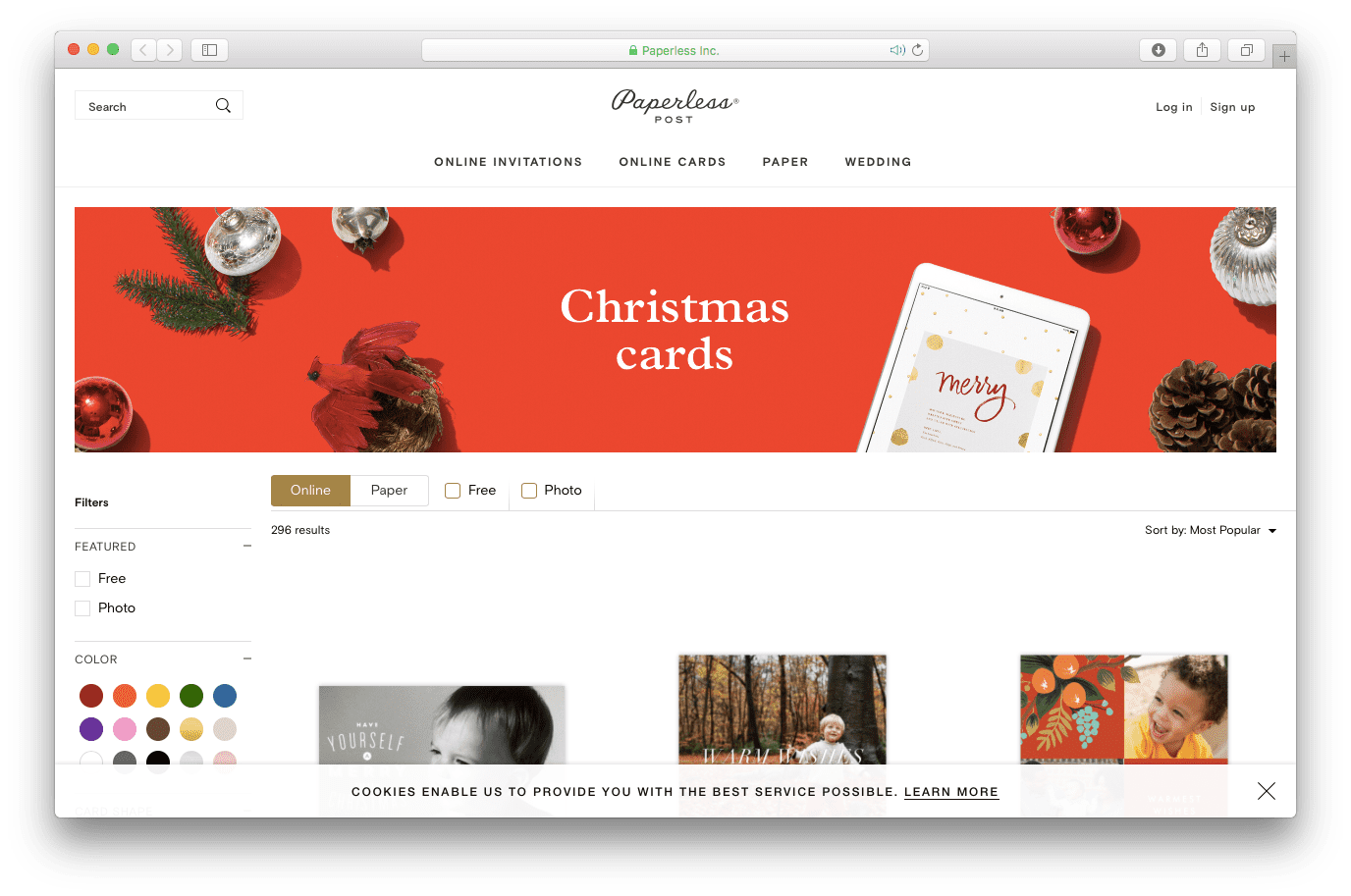 The Best Christmas E Card Web Sites Of 2020