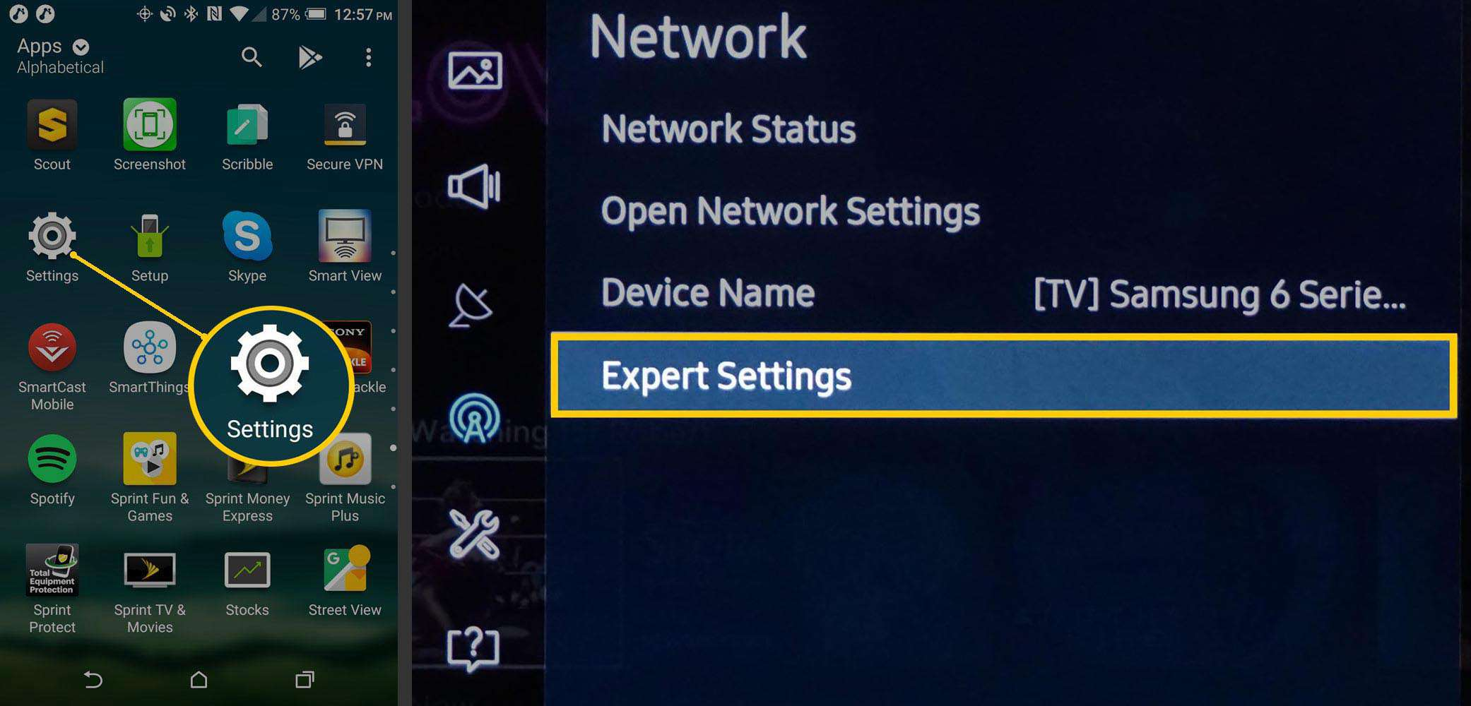 How to Mirror Android to TV (Connect Your Phone Wirelessly)