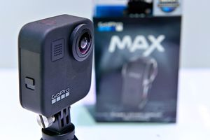 A GoPro Max