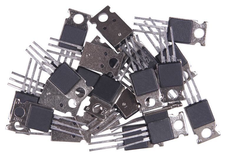 Assortment of voltage regulators