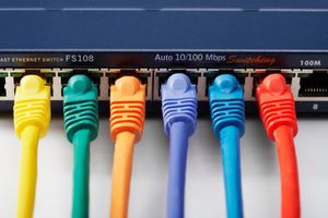 Ethernet - Cables and Switch