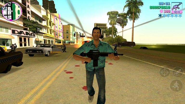 Grand Theft Auto Vice City Stories Cheats Ps2