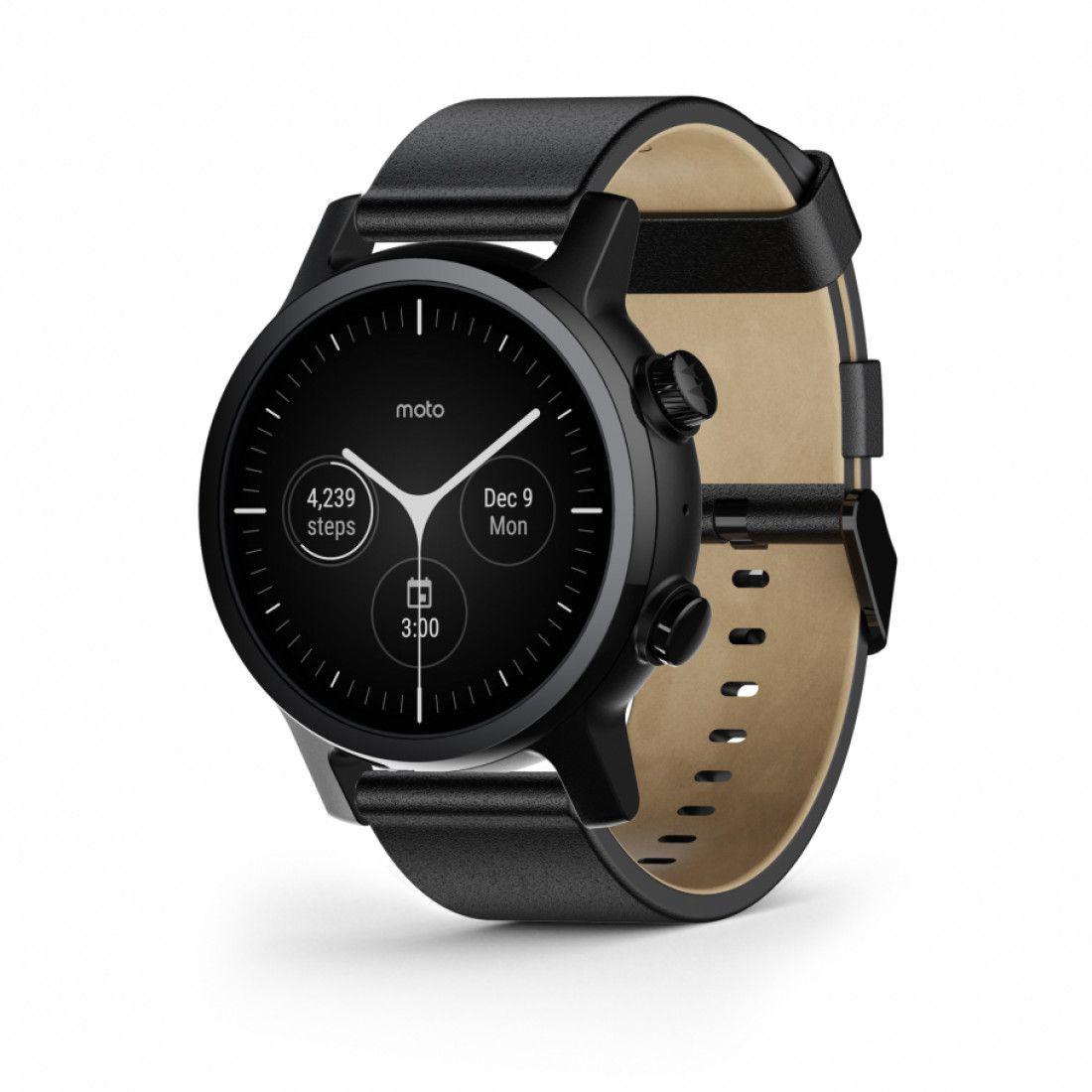 Moto 360 smartwatch is an Apple Watch alternative